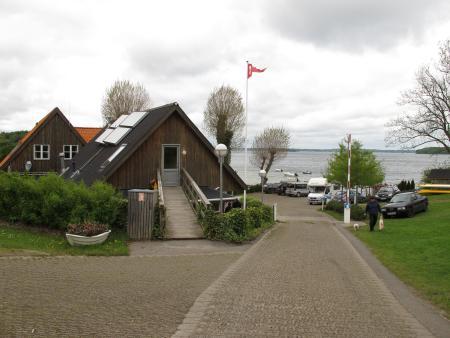 Campingplatz Gammel Albo,Dänemark