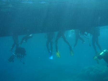 Kalafati Dive-Center,Mykonos,Griechenland