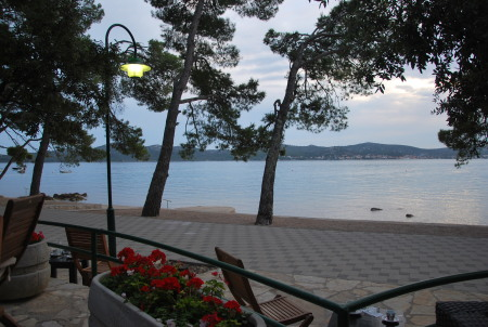 Restaurant Park Soline,Biograd na moru,Kroatien