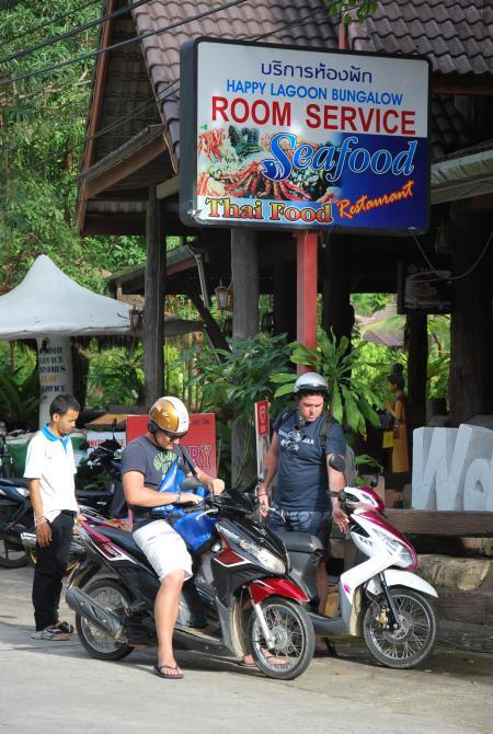 Happy Lagoon Restaurant,Khao Lak,Thailand
