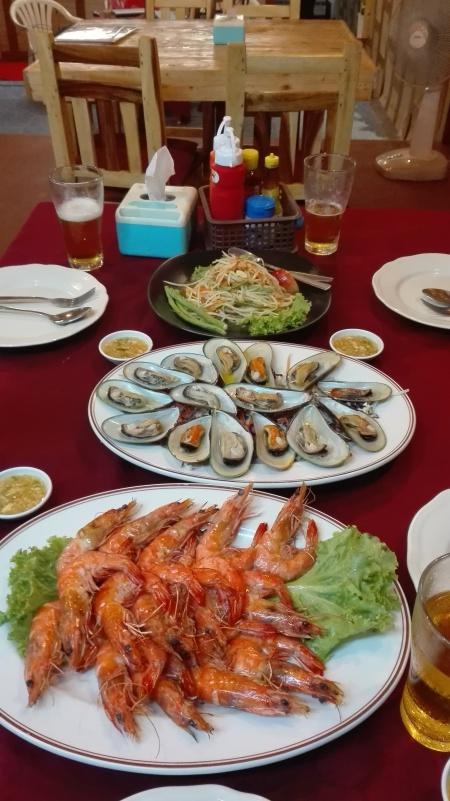Sunshine Restaurant,Nopparath Tara Beach,Ao Nang,Thailand