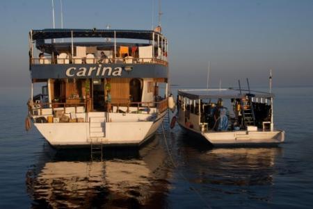 MV Carina,Malediven