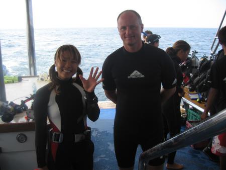 MV Scuba Explorer,Thailand