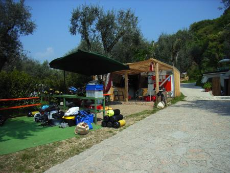 South Lake Divers (Gardasee),Italien