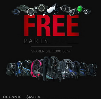 Oceanic - Hollis - Parts for free