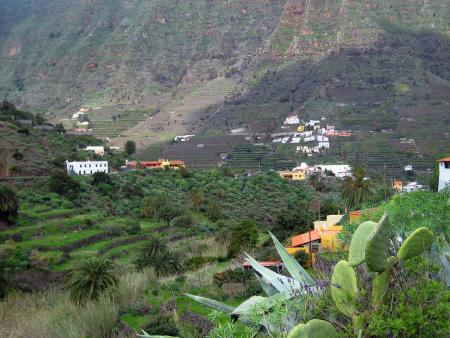 Casa Diversa,Hermigua,La Gomera,Spanien