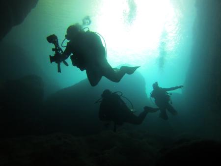 Dwejra Point – Blue Hole,Billinghurst Cave,Gozo,Malta