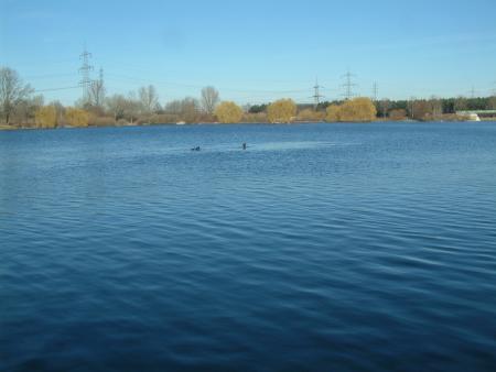 Fühlinger See,Köln,Nordrhein-Westfalen,Deutschland