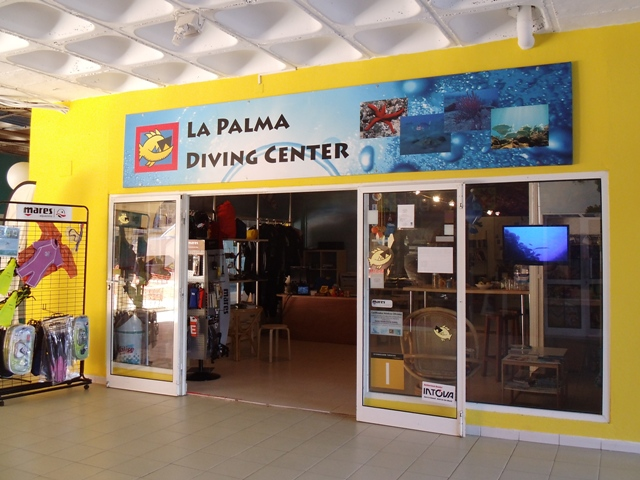 La Palma Diving Center, La Palma Diving Center, La Palma, Spanien, Kanarische Inseln