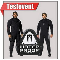 Waterproof Testevent - Atlantis Berlin