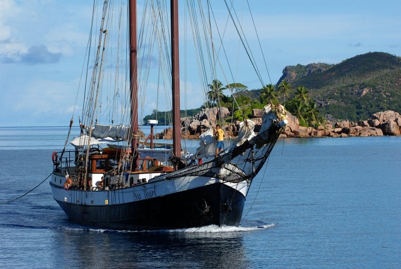 Sea Pearl, Sea Pearl, Seychellen
