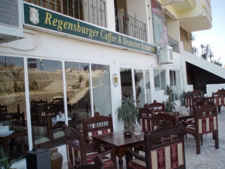 Regensbuger Cafe,Ägypten