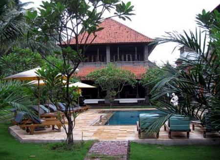 Puri Rai Hotel,Padang Bai,Indonesien