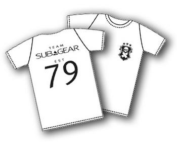 Subgear WM-2010-Edition T-Shirt