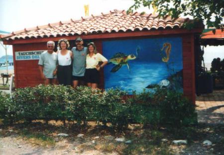 Divers Delight,Fethiye,Türkei