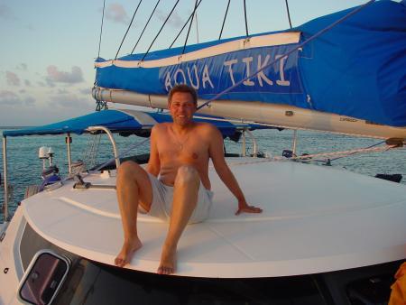 Aqua Tiki -  Tauchkatamaran,Fakarava,Französisch-Polynesien