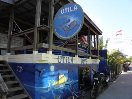 Utila,Honduras