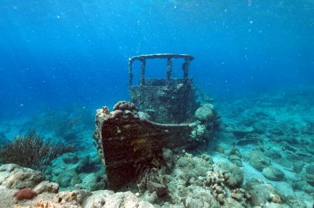 Tugboot-Caracas Baai,Curaçao,Niederländische Antillen