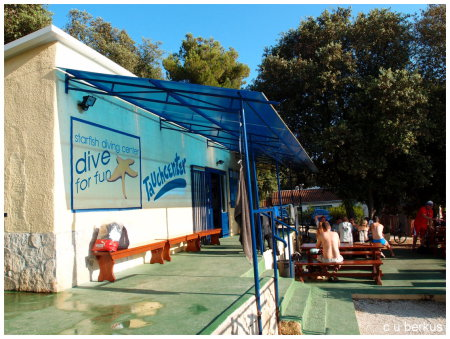 Starfish Diving Center,Vrsar,Kroatien
