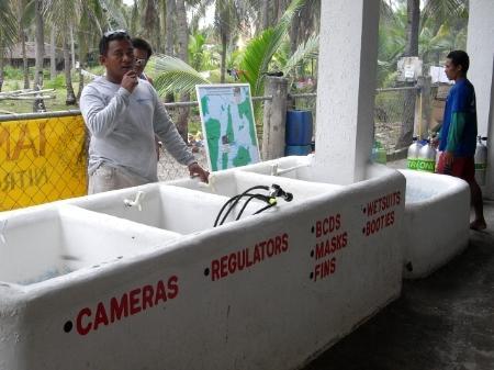 Tresher Shark Divers,Malapascua,Philippinen