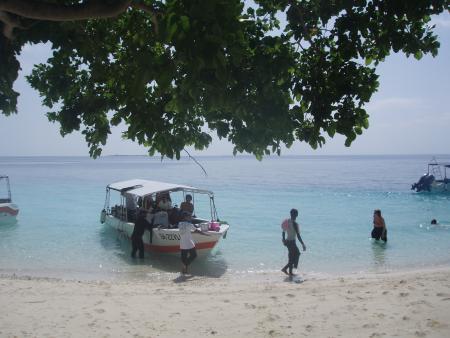 Insel Mabul,Malaysia