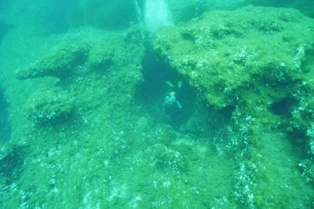 Menorca Labyrinth,Spanien