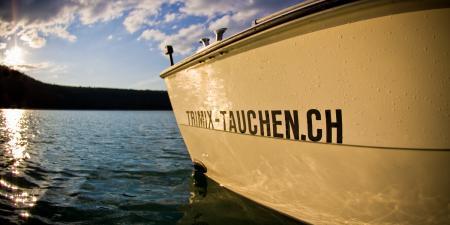 Tauchboot Trimix,Schweiz
