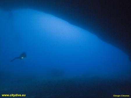Coral Cave,Gozo,Malta