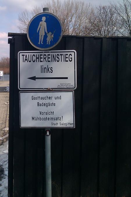 Salzgittersee,Niedersachsen,Deutschland