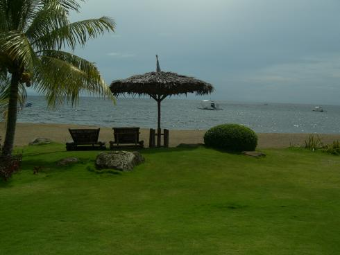 Amontillado Dive & Beach Resort,Negros,Philippinen