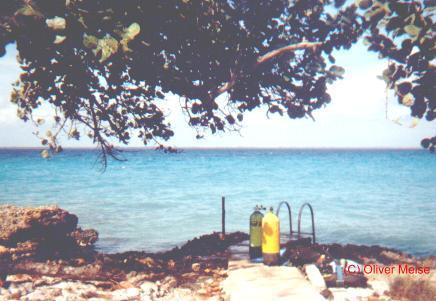 Schweinebucht (über und UW), Playa Giron,Playa Larga/Schweinebucht,Kuba