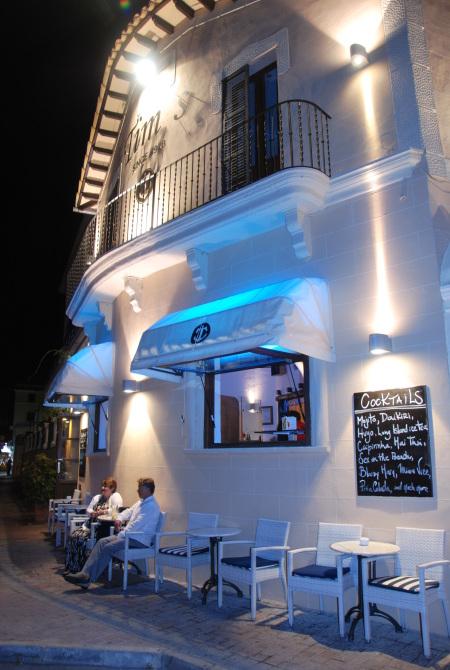 Tim´s Bar,Port d´ Andratx,Mallorca,Spanien
