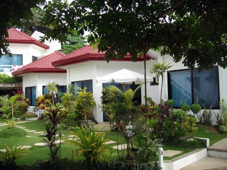Isis Bungalows,Alona Beach,Philippinen