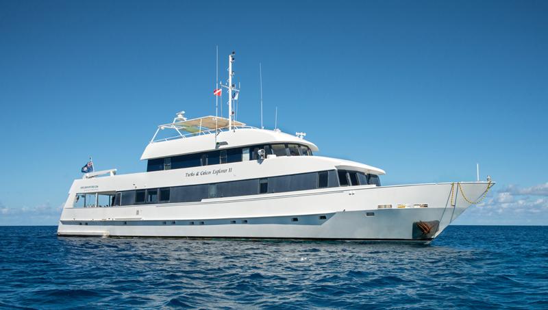 Turks & Caicos Explorer II, Bahamas
