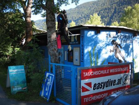 Easy Dive,Techendorf,Österreich