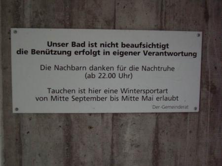 Tauchclub Nautilus Mahlberg,Baden Württemberg,Deutschland