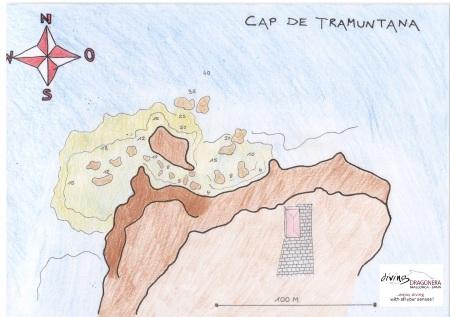 Cap de Tramuntana,Spanien