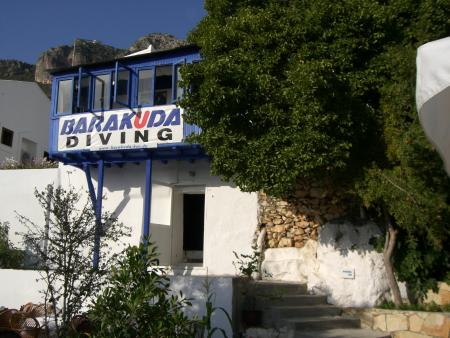 Barakuda Diving Center Kas,Türkei