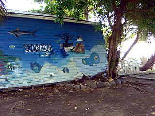 Scubaqua,Oranjestad,St. Eustatius,Niederländische Antillen