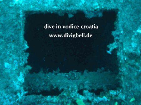 Wrack F.d.Rimini,Kaprije(Vodice-Sibenik),Kroatien