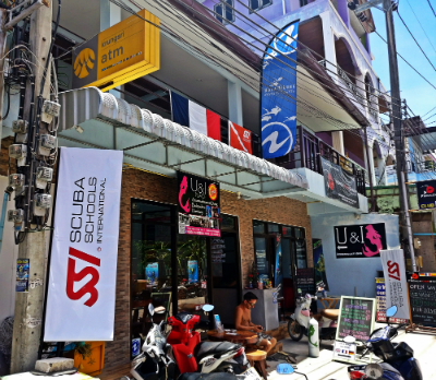 U&I PLACE, Koh Tao, Thailand, Golf von Thailand