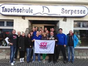 Tauchschule Sorpesee, Tauchschule Sorpesee, Deutschland, Nordrhein-Westfalen