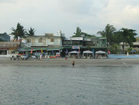 Johans Beach and Dive Resort,Philippinen