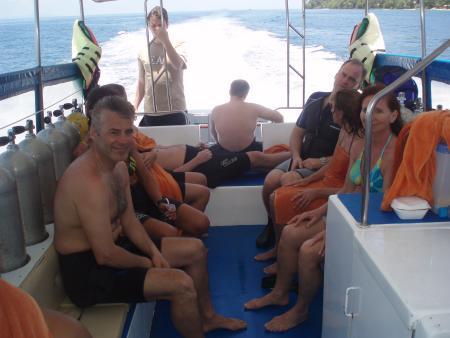 Phi Phi Island Dive Village,Andamanensee,Thailand