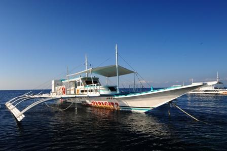 M/Y Habagat II, Philippinen
