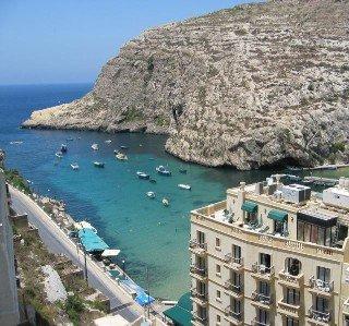 San Andrea Hotel,  Xlendi,  Gozo, Malta, Gozo
