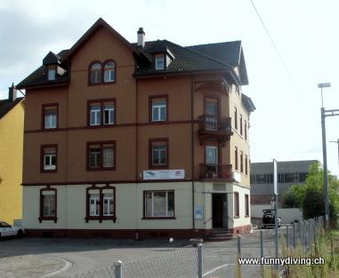 Funny Diving GmbH,Münchenstein,Schweiz