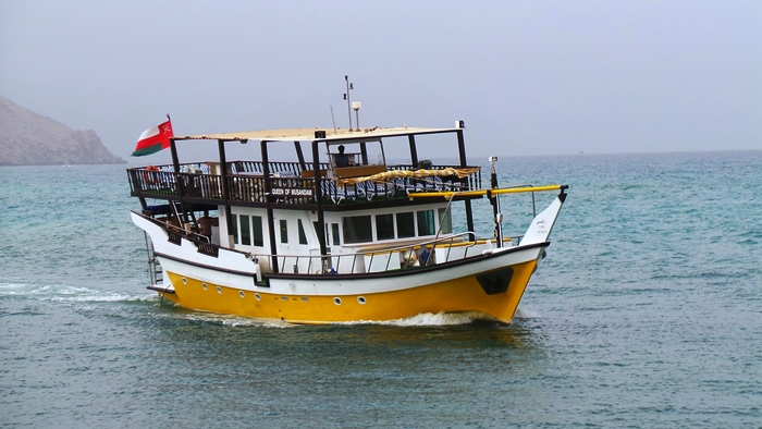 Queen Of Musandam, 7 Nights Safari Trip, Al Marsa, Musandam, Oman