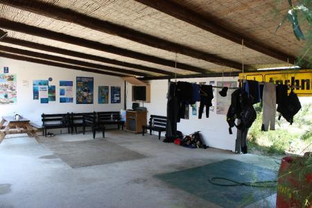 St. Nicholas Beach Diving Centre,Vassilikos,Zakynthos,Griechenland