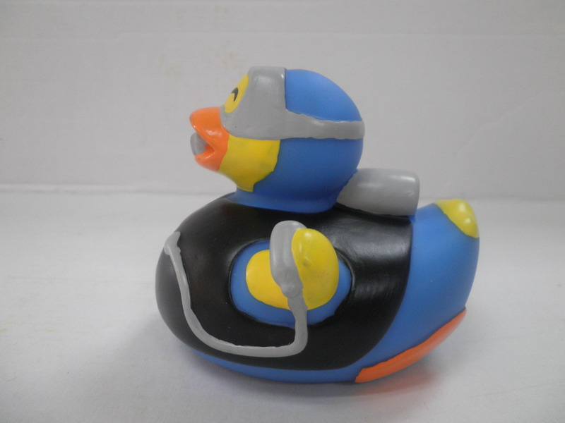 """Taucherente """"Ducky Mc Dive"""", Tauchzentrum Geiseltal, Deutschland, Sachsen-Anhalt"""